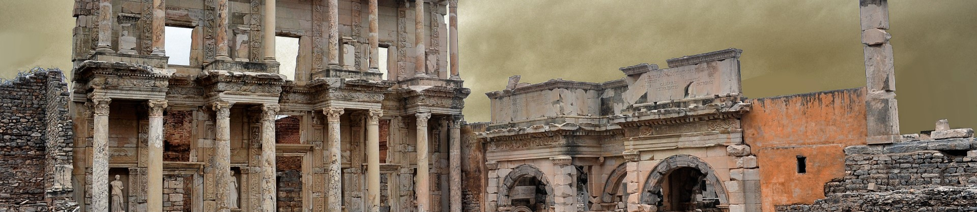 The Gateway to Ephesus